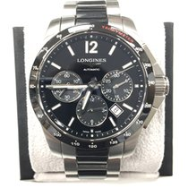 Longines Conquest Automatic Chronograph 41mm Mens Watch