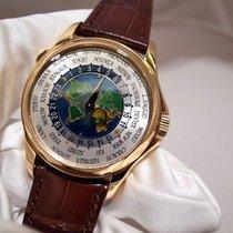Patek Philippe Complication World Time Enamel Dial - 5131J
