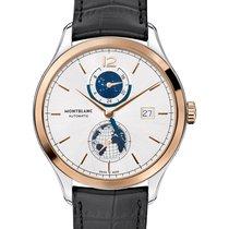 Montblanc Heritage Chronométrie Dual Time 113780