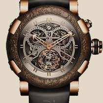 Romain Jerome Titanic-DNA  Chronograph Tourbillon