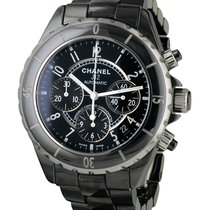 Chanel J12 Noire Chronographe