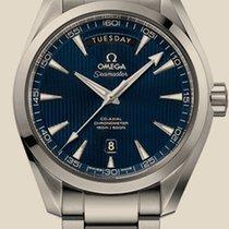 Omega Seamaster Aqua Terra 150 M Omega Co-Axial Day-Date 41,5 мм