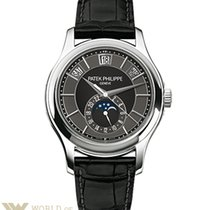 Patek Philippe Complications 40.2mm White Gold Men's Watch