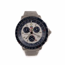 TAG Heuer Pilot Chronograph Watch 530.806K (Pre-Owned)