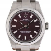 Rolex Oyster Perpetual Lady Stahl Automatik Oyster Armband...