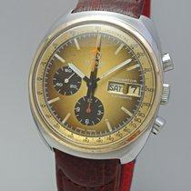 Tissot Navigator Chronograph Vintage Day-Date -Lemania 5100