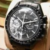 Omega Dark Moon Professional Speedmaster Moonwatch Ref....