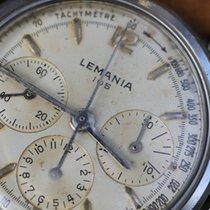 Lemania Chronograph Ref. 105