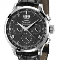 Eberhard & Co. EXTRA-FORT ROUES A COLONNES - 100 % NEW -...