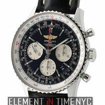 Breitling Navitimer Navitimer 01 Chronograph Black Dial 43mm...