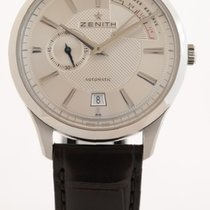 Zenith Elite Captain Power Reserve - NEW - B+P Listprice...