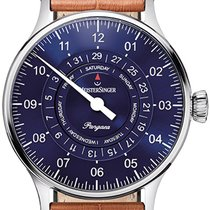 Meistersinger PANGAEA DAY-DATE - 100 % NEW - FREE SHIPPING...