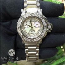 Aquanautic Diamonds Star Princess Cuda Diamonds Bezel MOP