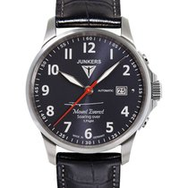 Junkers Mountain Wave Project Auto Watch Sapphire Crystal 40mm...