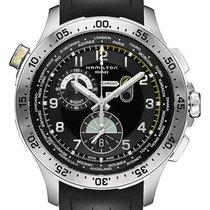 Hamilton Worldtimer chrono quartz