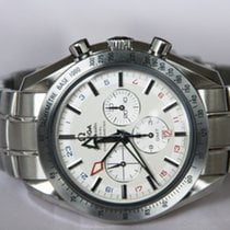 Omega Speedmaster Broad Arrow GMT Co Axial - 2016