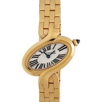 Cartier Delices Small Quartz Rose Gold Ladies Watch – W8100003
