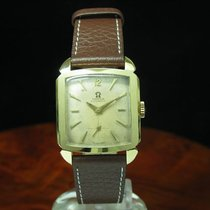 Omega 14kt 585 Gold Hammerautomatic Automatic Herrenuhr / Ref...