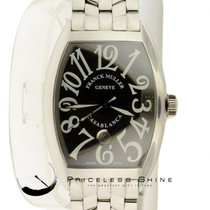 Franck Muller Casablanca 8880 Large Steel Mens Automatic Watch...