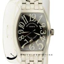 Franck Muller Casablanca 8880 Large Steel Mens Automatic Watch...