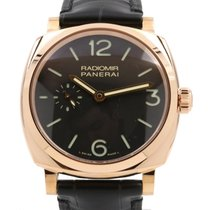 Panerai PAM 575 Radiomir 1940 42mm Red Gold 2017