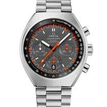 Omega Speedmaster Steel Grey Dial 327.10.43.50.06.001 Mens watch