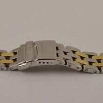 Breitling Pilotband 15mm Stahl/gold Pilot Bracelet Callistino...