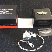 Bulova Harley Davidson 100th Anniversary Pocket Watch, Bulova.