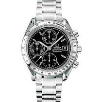 Omega 3513.50 Speedmaster Date Chronograph in Steel - On...