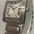 Cartier TANK FRANCAISE AUTOMATIQUE 2302 XL 2010 B/P