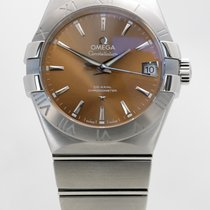 Omega Constellation Omega Co-Axial 123.10.38.21.01.001