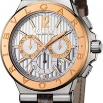 Bulgari Diagono Chronograph Calibre 303 42mm