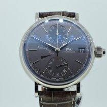 IWC Portofino Handaufzug Monopusher Chronograph