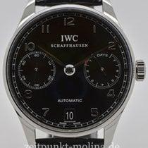 IWC Portugieser Automatik Chronograph, Ref. 5001, Bj. 2004,...