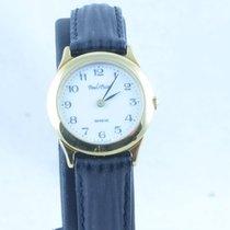 Paul Picot Damen Uhr Quartz Vergoldet 20mm Neuwertig