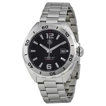 TAG Heuer Formula 1 Automatic Black Dial Stainless Steel...