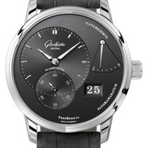 Glashütte Original PanoReserve Manual Wind 40mm 1-65-01-23-12-04