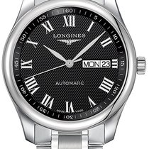 Longines Master Automatic 38.5mm L2.755.4.51.6