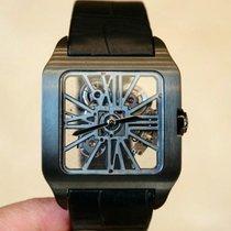 Cartier Santos Titanium 39mm watch