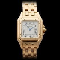 Cartier Panthere 18k Yellow Gold Ladies 1070 2