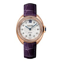 Cartier Cle  Ladies Watch Ref WJCL0038
