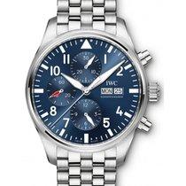 IWC Schaffhausen IW377717 Pilot's Watch Chronograph...