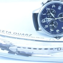 Junkers Herren Uhr Chrono Quartz Chronograph Top Zustand Rar