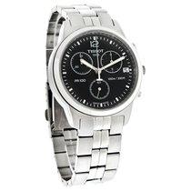 Tissot PR 100 Mens Black Dial Swiss Quartz Chronograph Watch...