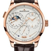 Jaeger-LeCoultre Jaeger - 6042521 - On Brown Crocodile Strap...