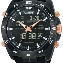 Lorus RW615AX9 Analog-Digital Alarm Chronograph 100M 46mm