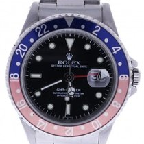 Rolex Gmt Master Automatic-self-wind Mens Watch 16700 (certifi...