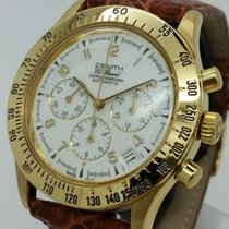 Zenith El Primero – men's chronograph watch – 1990s