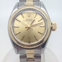 Rolex Oyster perpetual  two tone