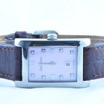 Paul Picot Damen Uhr American Bridge Quartz Stahl/stahl...